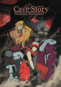 Cave Story - cover