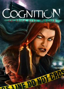 Cognition - An Erica Reed Thriller - cover