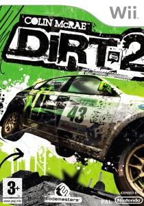Colin McRae - Dirt 2 - cover
