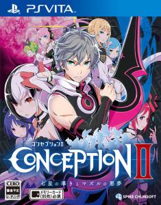 Conception II - Children of the Seven Stars - cover