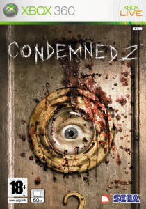 Condemned 2 - Bloodshot - cover