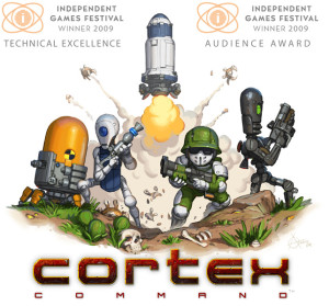 Cortex Command - logo