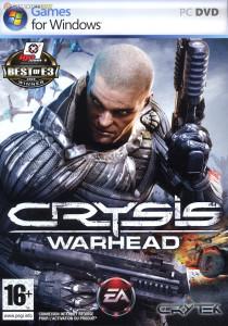 Crysis Warhead - cover