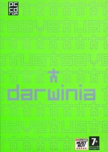Darwinia - cover