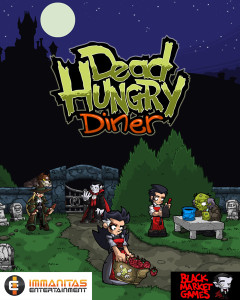 Dead Hungry Diner - cover