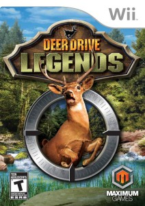 Deer Drive Legends - cover