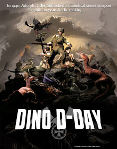 Dino D-Day - poster