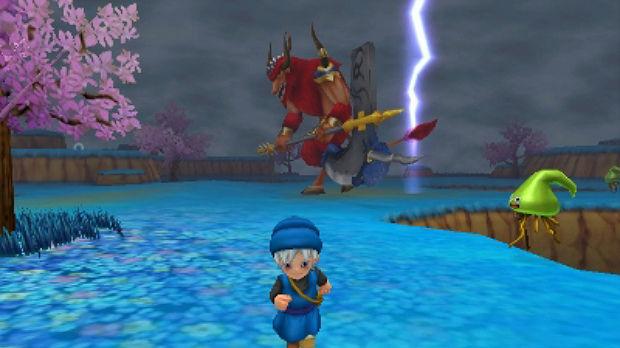 Dragon Quest Monsters : Terry no Wonderland 3D