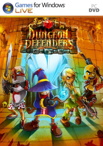 Dungeon Defenders - cover