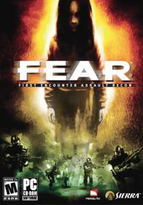 F.E.A.R - cover