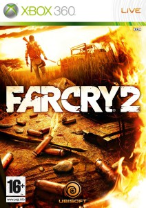 Far Cry 2 - cover
