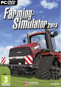 Farming Simulator 2013 - cover