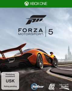 Forza Motorsport 5 - cover