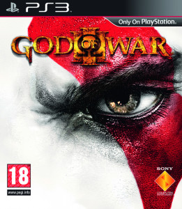 God of War III - cover
