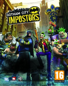 Gotham City Impostors - cover
