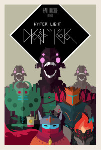Hyper Light Drifter - cover