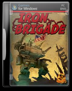 Iron Brigade - cover