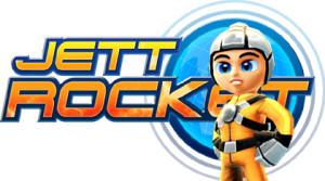 Jett Rocket - logo