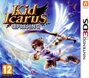 Kid Icarus - Uprising - cover