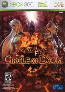 Kingdom Under Fire - Circle of Doom - cover