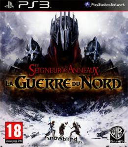 Le Seigneur des anneaux - La Guerre du Nord - cover