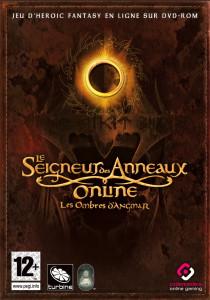 Le Seigneur des anneaux online - cover