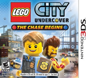 Lego City Undercover - The Chase Begins - cover