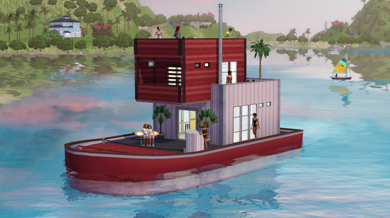 Les Sims 3 – Île de Rêve