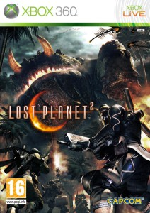 Lost Planet 2 - cover