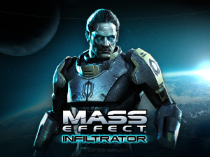Mass Effect - Infiltrator - cover