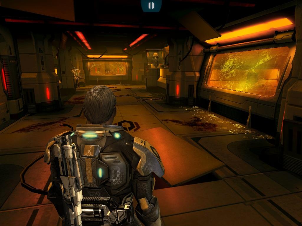 Mass Effect : Infiltrator