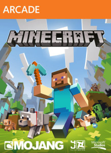 Minecraft - cover