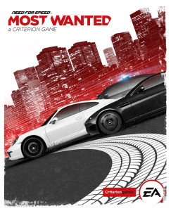 Need for Speed - Most Wanted - cover