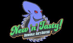 Oddworld - New 'n' Tasty - logo