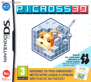 Picross 3D - cover