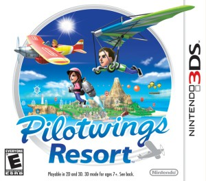Pilotwings Resort - cover
