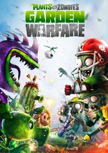 Plants vs. Zombies - Garden Warfare - cover