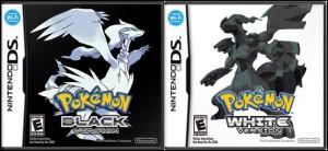 Pokémon Noir et Blanc - cover