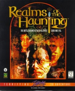 Realms of the Haunting - cover