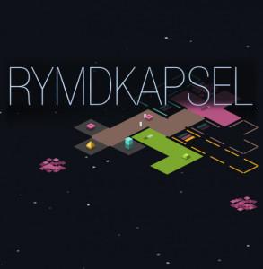 Rymdkapsel - logo
