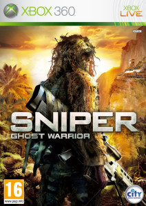 Sniper - Ghost Warrior - cover