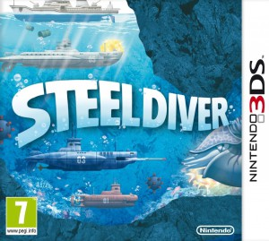 Steel Diver - cover