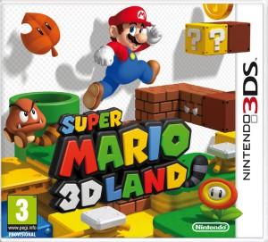 Super Mario 3D Land - cover