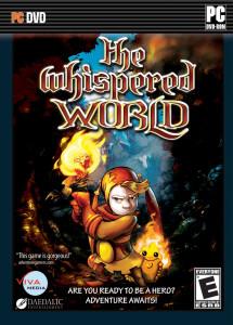 The Whispered World - cover