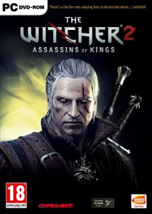 The Witcher 2 - Assassins of Kings - cover