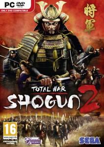 Total War - Shogun 2 - cover