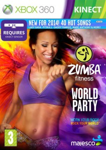 Zumba Fitness - World Party - cover