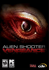 Alien Shooter 2 - cover