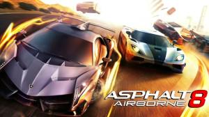 Asphalt 8 - Airborne - cover