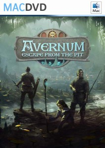 Avernum - Escape from the Pit - cover